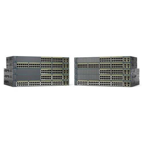 Cisco WS-C2960+24LC-S