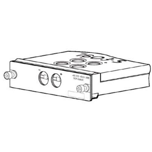 Cisco PEM-1500W-DC/03S