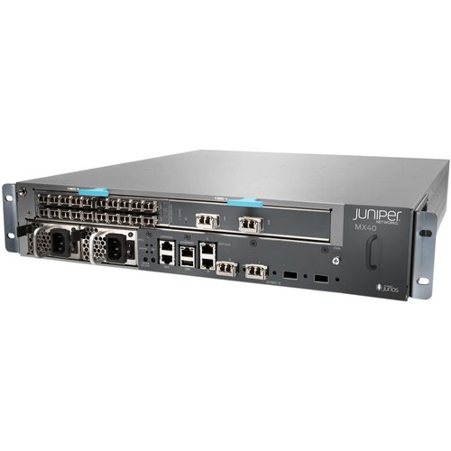 Juniper MX40-T-AC
