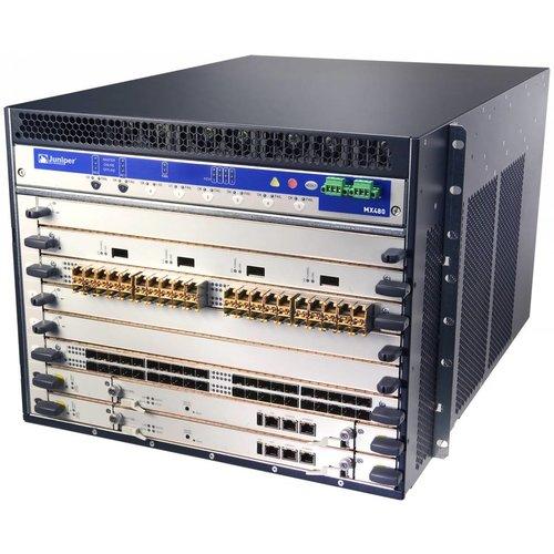Juniper MX480BASE-DC