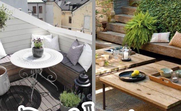 Tuinieren Op Balkon : Je tuin of balkon lenteproof leefhuus