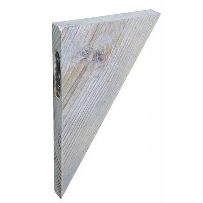 Planksteunen hout