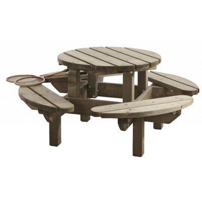 Kinderpicknicktafel hout