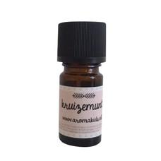 Etherische olie Kruizemunt - verkoudheid en hoofdpijn