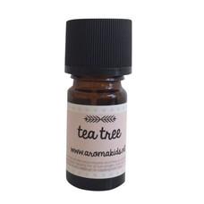 Etherische olie Tea Tree - hoofdluis en wondjes