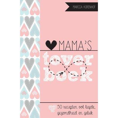 Mama's Toverboek - De magie van aromatherapie