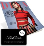 DIVA Jahresabo mit BestSecret-Gutschein im Wert von 50,- Euro