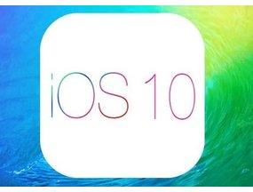 Vernieuwingen in iOS 10