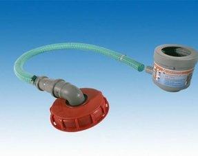 IBC Verbindungssets für Fallrohrfilter