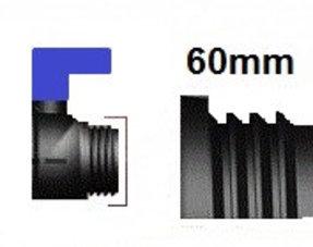 für Grobgewinde S60x6 (DN50)