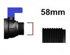für Feingewinde 58mm