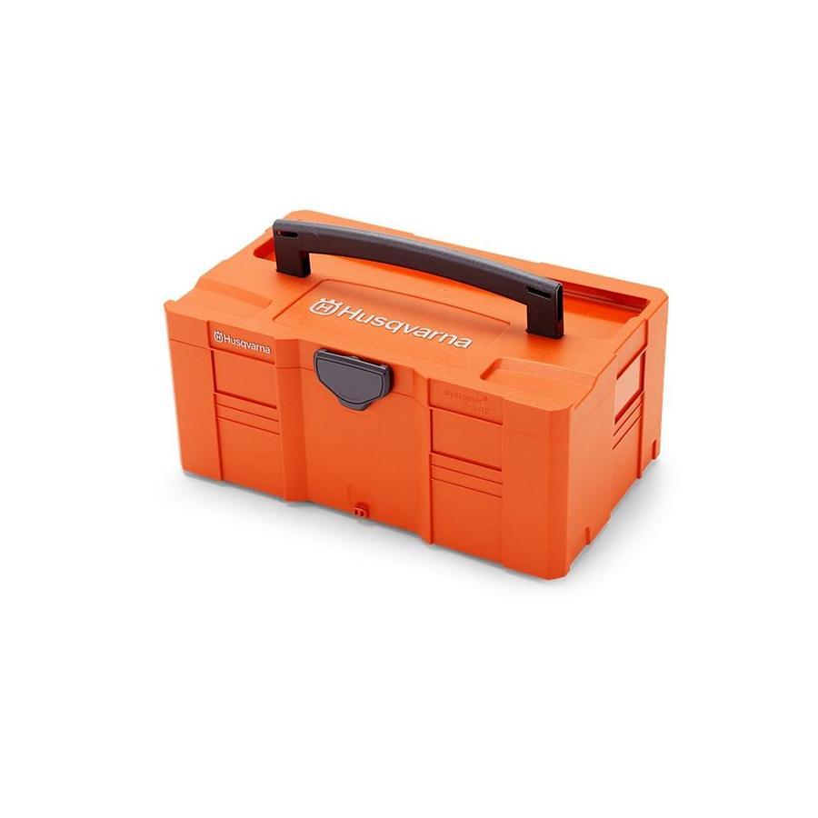 Husqvarna Husqvarna Opberg/transportbox Backpack accu's