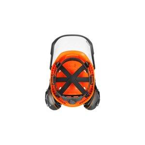 Husqvarna Husqvarna Technical (Bos)Helm met gehoor- en gelaatsbescherming