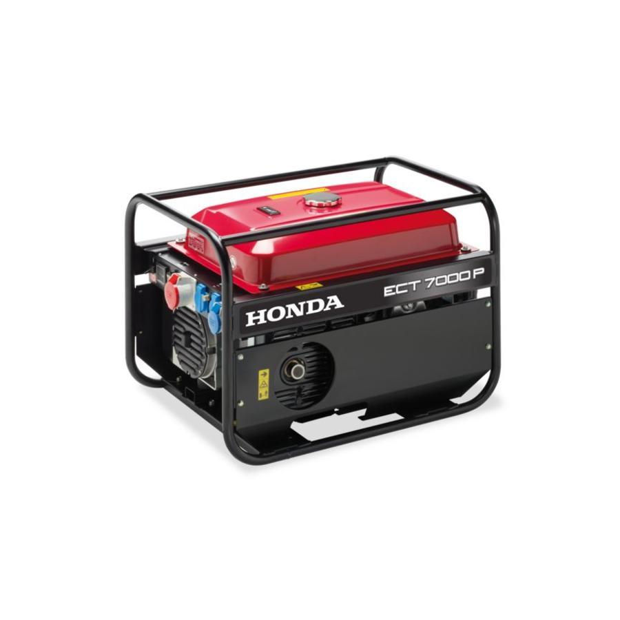 Honda Power Equipment Honda ECMT 7000 - Mono/ 3-fasen , max. 7000W Inductie generator