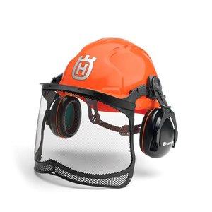 Husqvarna Husqvarna Classic Helm met gehoor- en gelaatbescherming