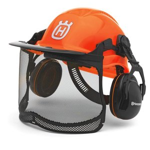 Husqvarna Husqvarna Helm Functional met gehoor -en gelaatbescherming