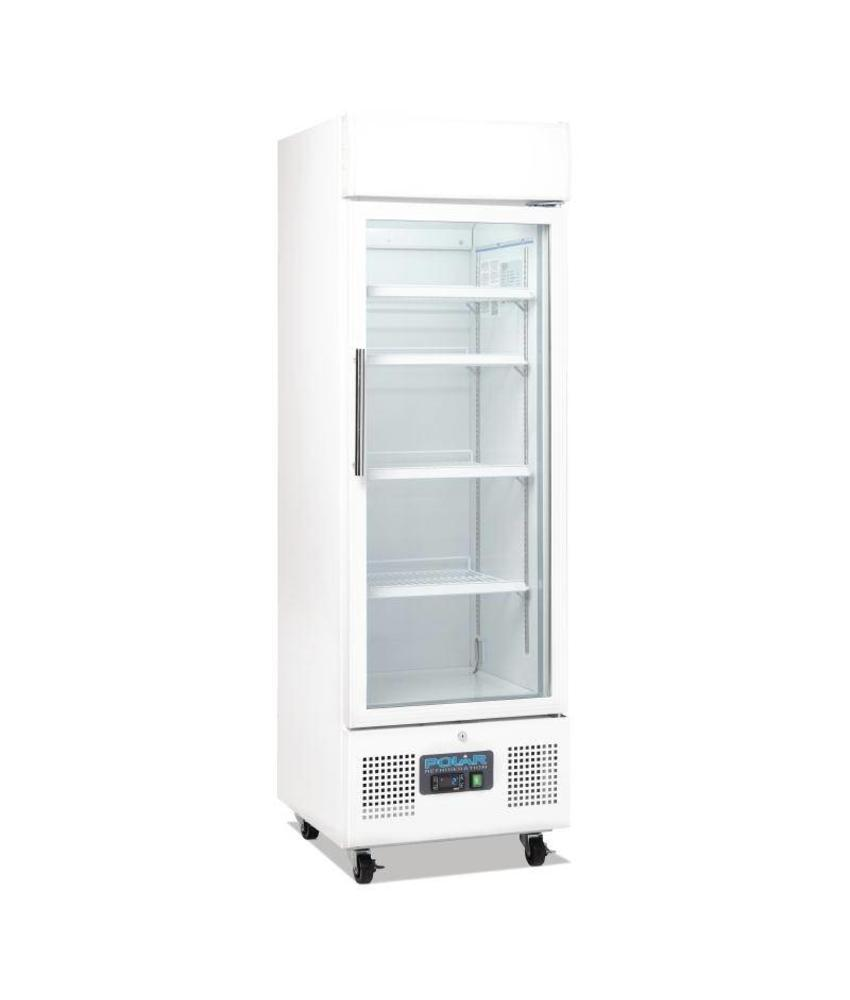 Polar Polar display koeling 218ltr