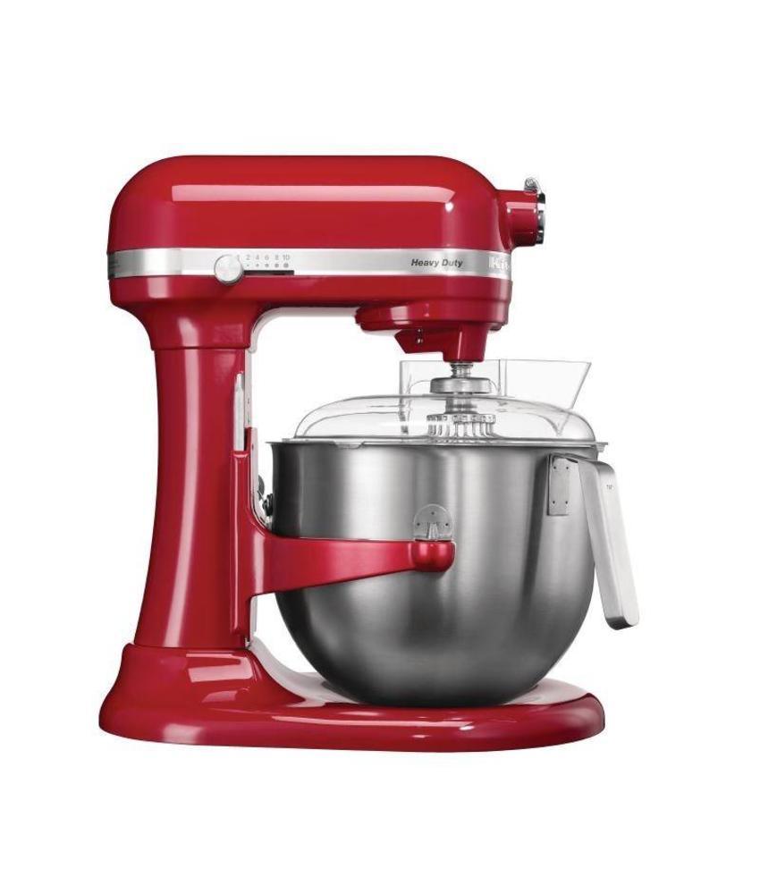 KitchenAid KitchenAid professionele mixer 6,9L rood 500W