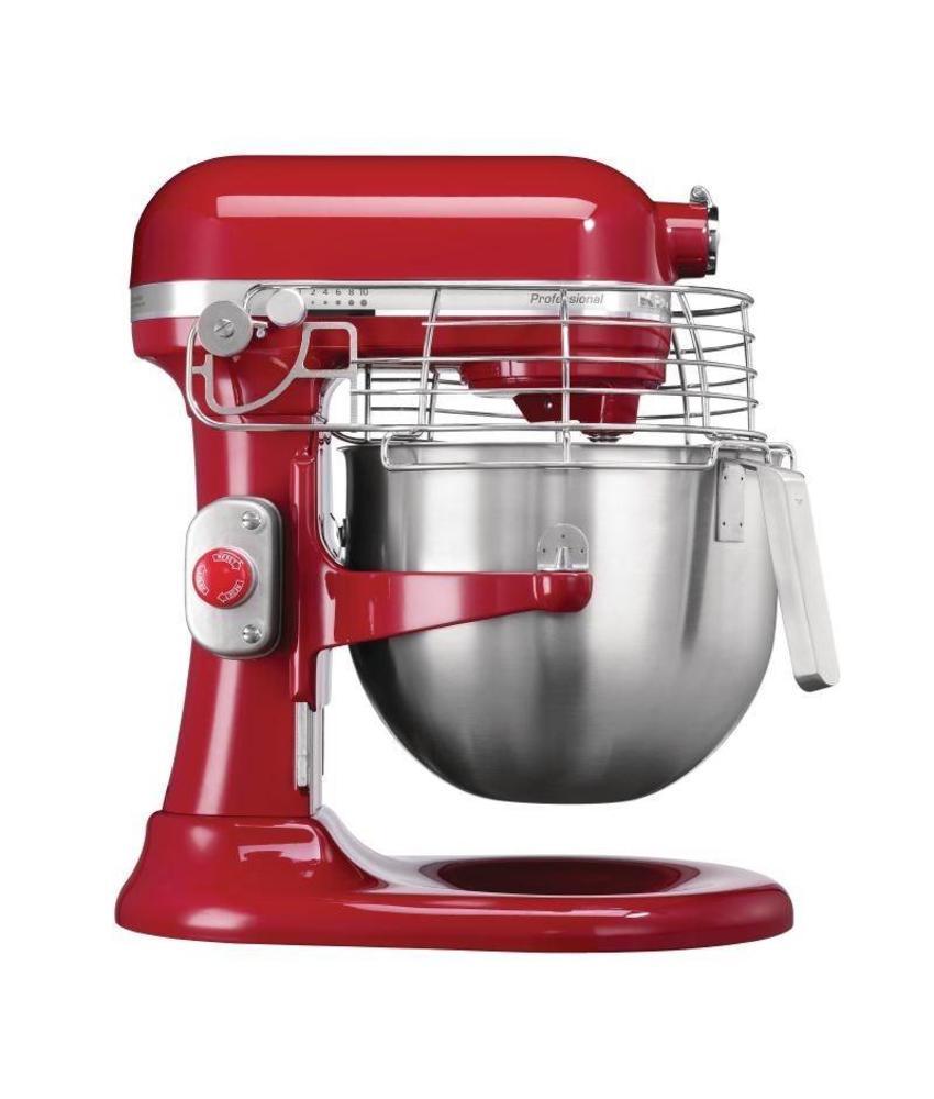 KitchenAid KitchenAid professionele mixer 6,9L rood 325W