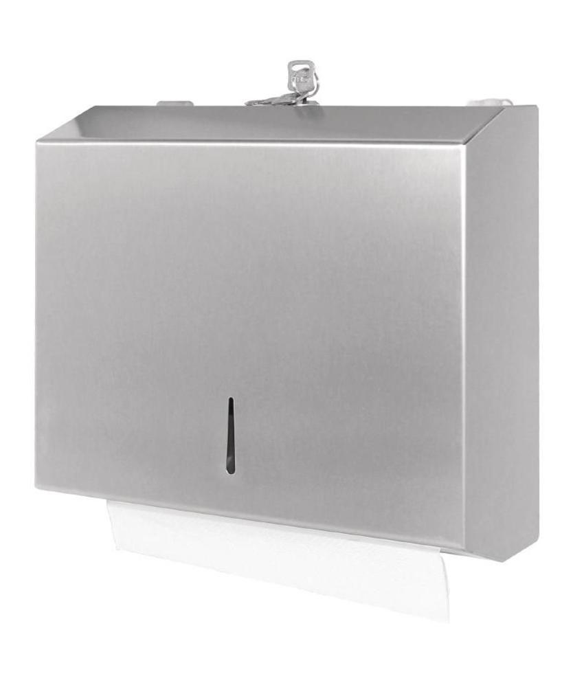 Jantex Jantex RVS handdoekdispenser