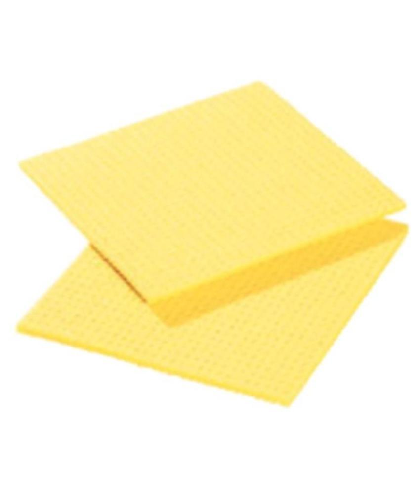 SPONTEX Spongyl sponsdoekje geel 10 stuks