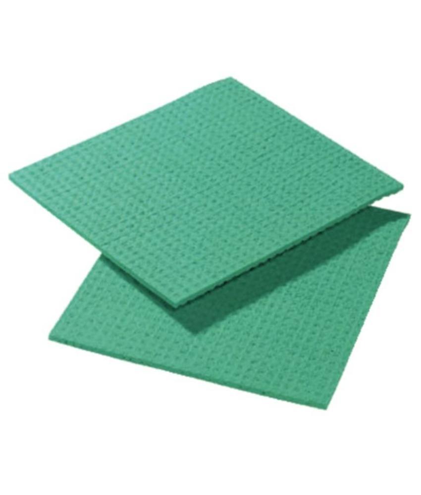 SPONTEX Spongyl sponsdoekje groen 10 stuks
