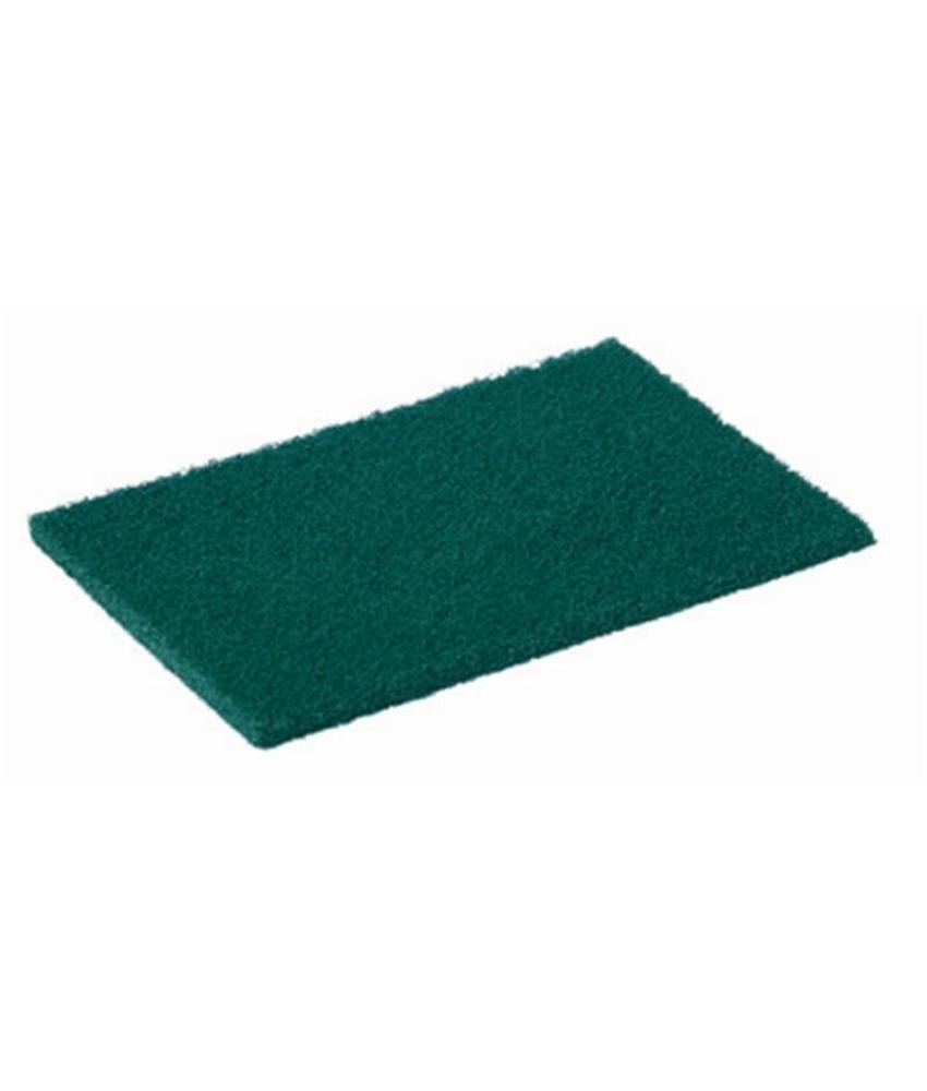 Jantex Jantex schuurspons groen 10 stuks