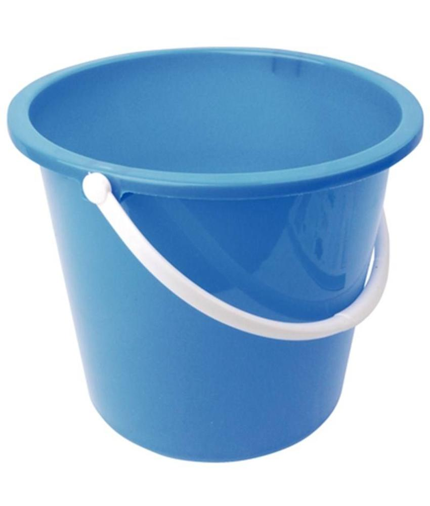 Jantex Jantex kunststof emmer 10ltr blauw