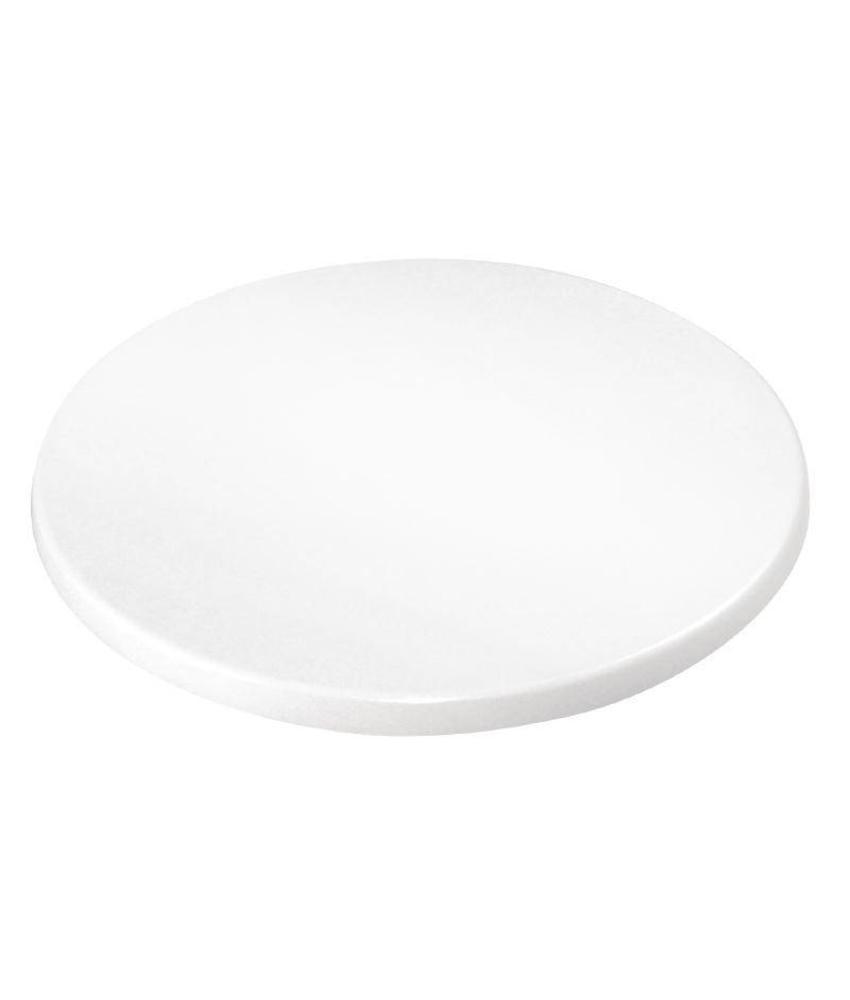 Bolero Bolero rond tafelblad wit 60cm