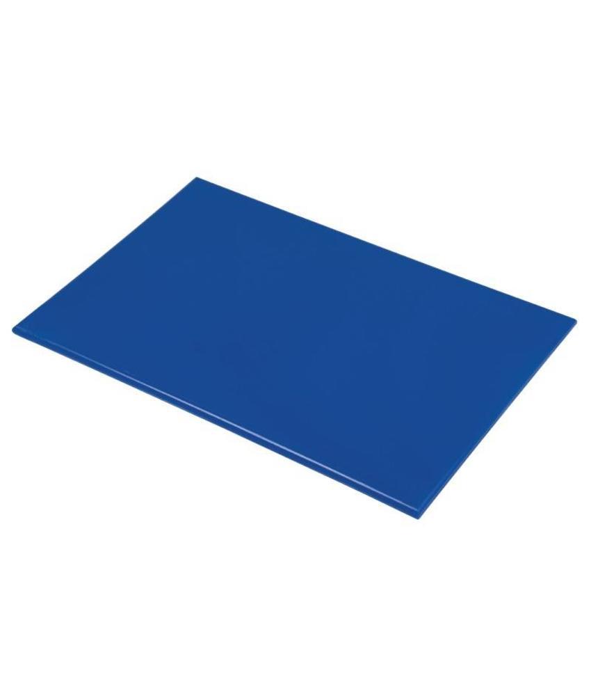 Hygiplas Hygiplas antibacteriële snijplank blauw
