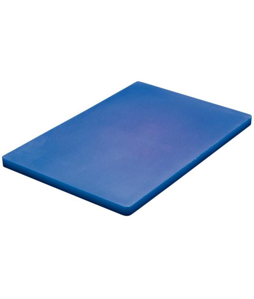 Hygiplas Hygiplas kleurcode lage dichtheid snijplank 2x45x30cm blauw