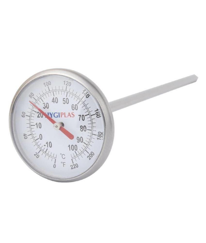 Hygiplas Hygiplas zakthermometer met wijzerplaat