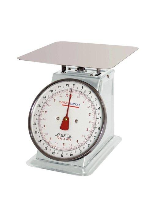 Weighstation Weighstation platformweegschaal 10kg