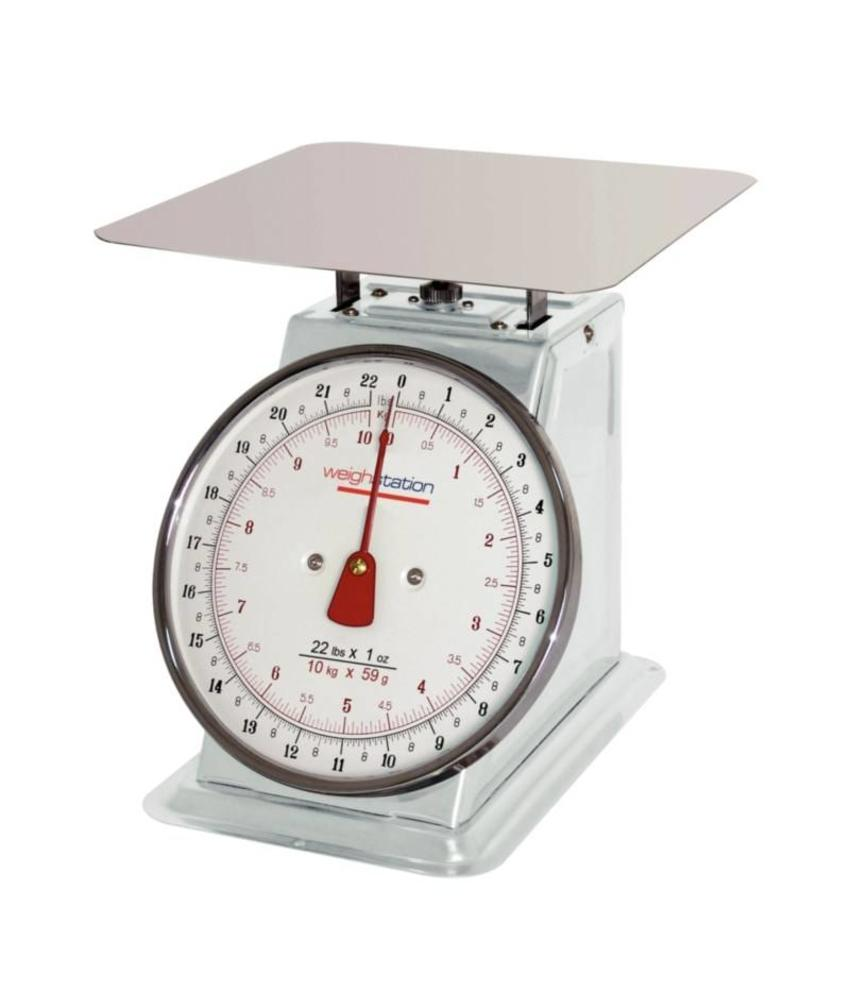 Weighstation Weighstation platformweegschaal 10kg