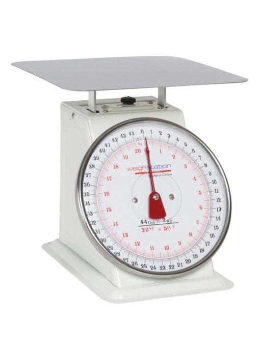 Weighstation Weighstation platformweegschaal 20kg