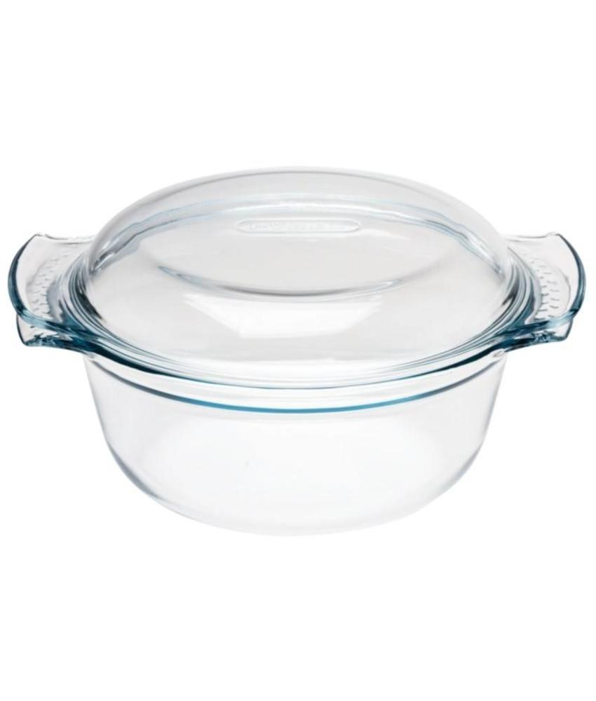 Pyrex Pyrex ronde glazen casserole 2,5L