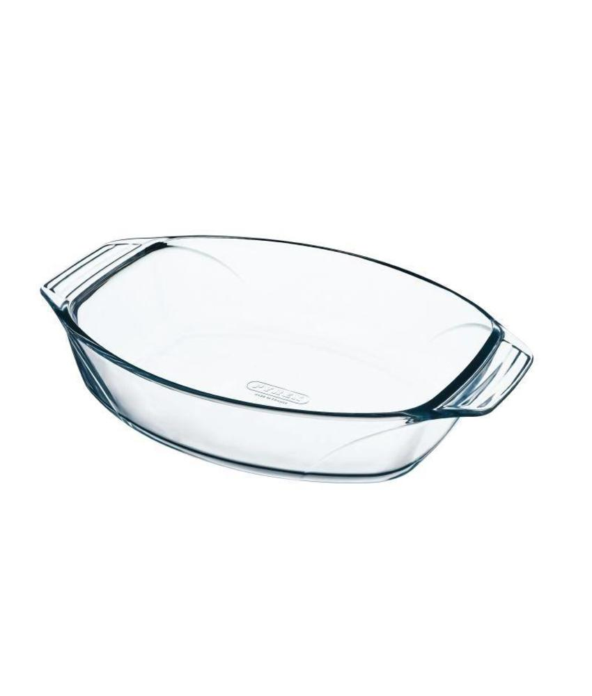 Pyrex Pyrex ovale schaal 30x21cm