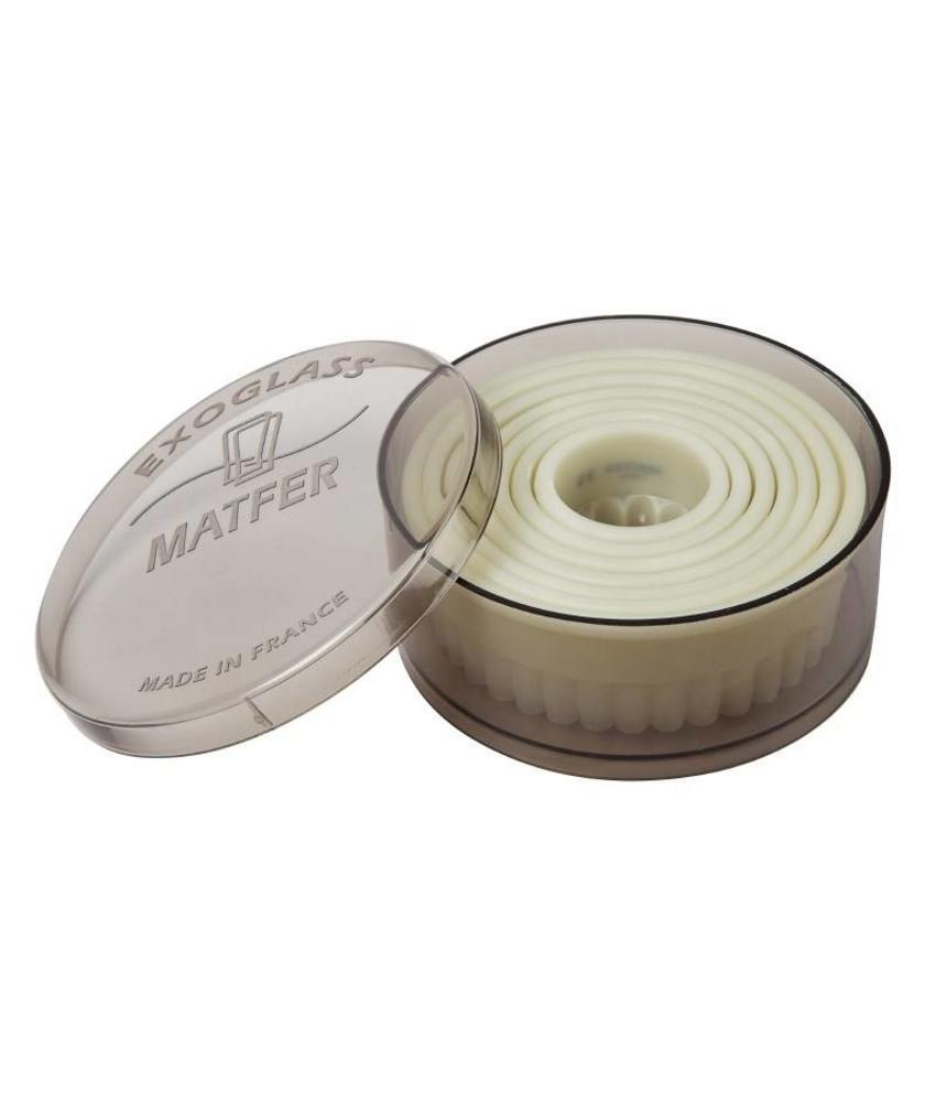Matfer exoglass stekerdoos kartel
