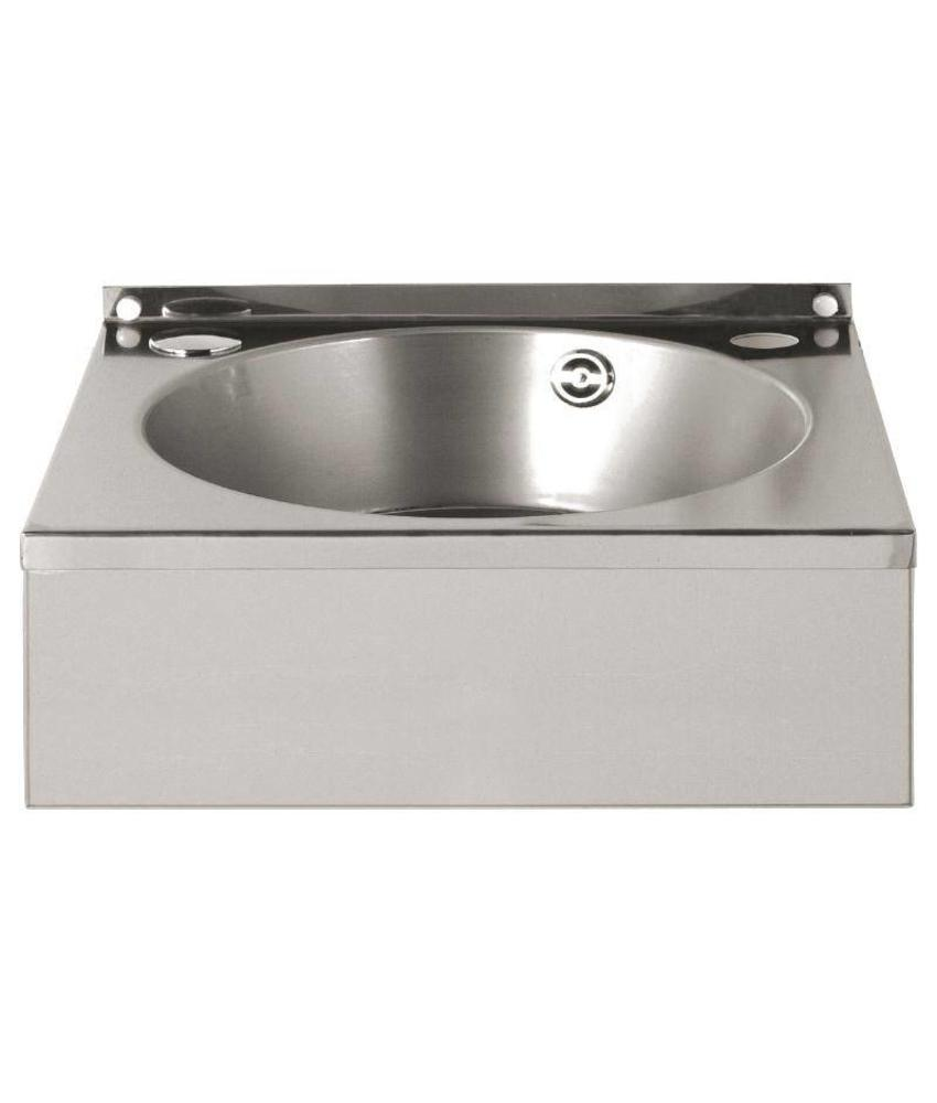 Basix Basix RVS handwasbak