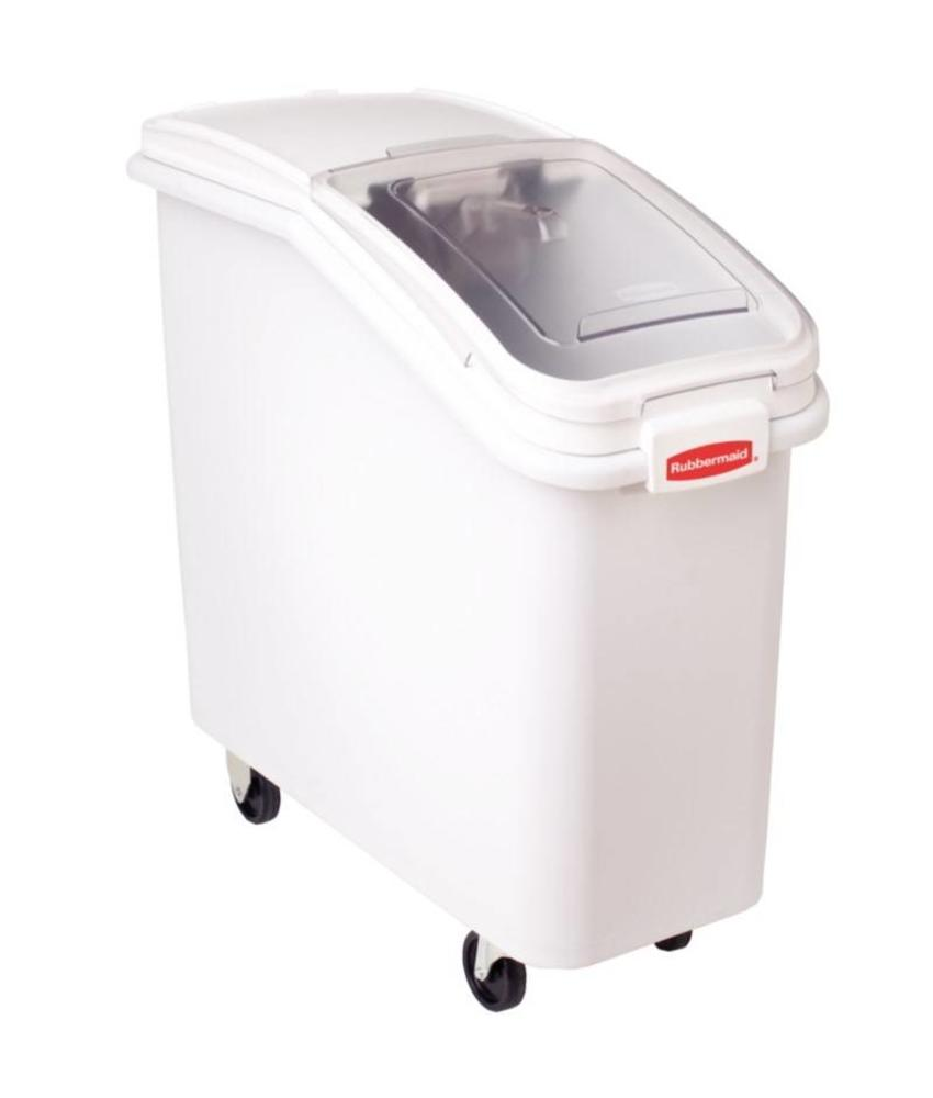 Rubbermaid Rubbermaid mobiele voorraadcontainer 79ltr
