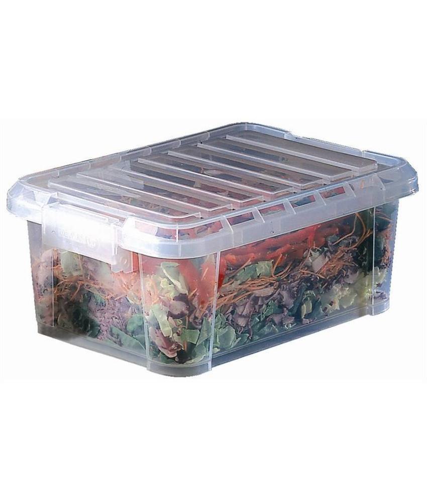 Araven Araven voedseldoos met deksel 14ltr