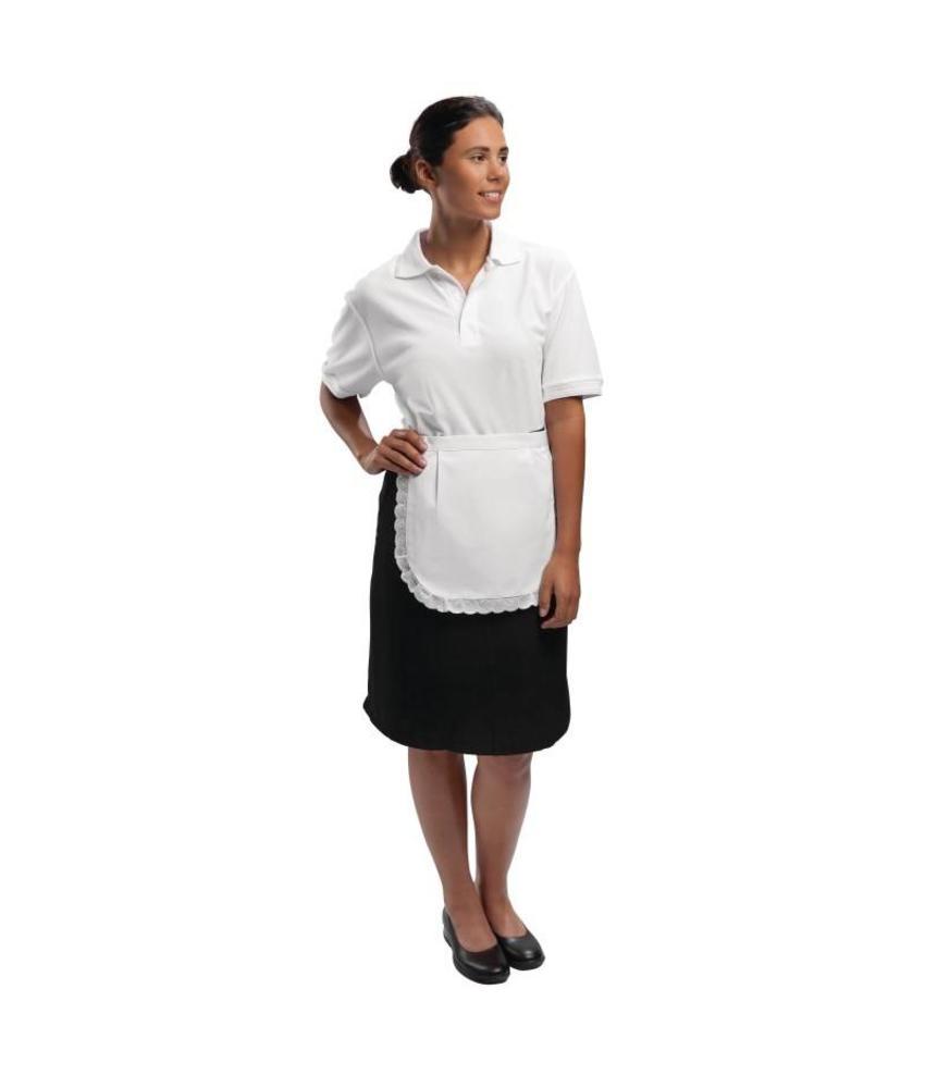 WHITES CHEFS APPAREL Whites serveerschort zonder zak