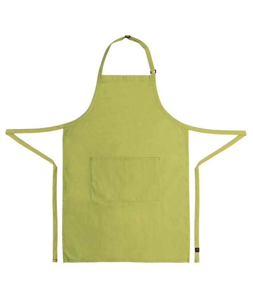 Chef Works Colour by Chef Works halterschort limoen