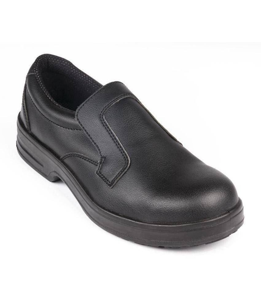 Lites Safety Footwear Unisex instapschoen zwart
