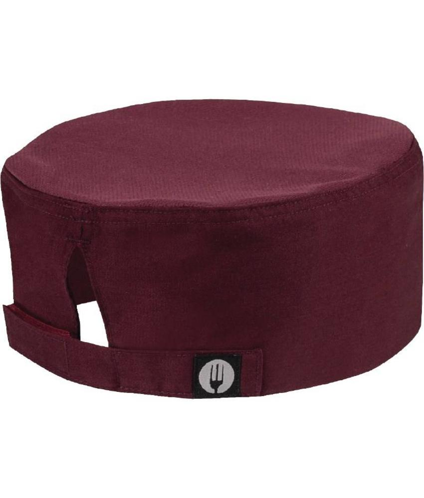 Chef Works Colour by Chef Works Cool Vent beanie bordeaux