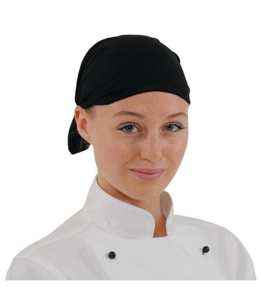 Buff Buff hoofddoek zwart