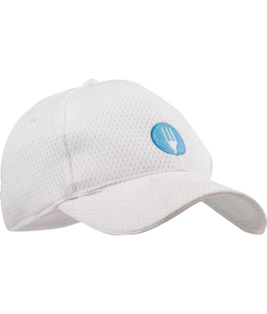Chef Works Colour by Chef Works Cool Vent baseball cap wit