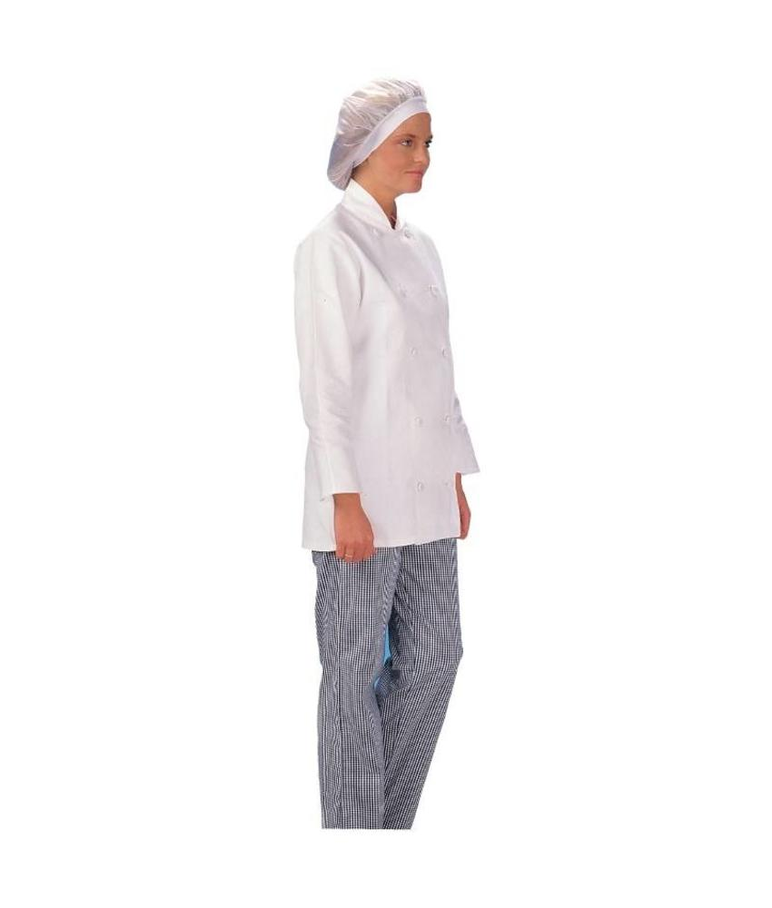 WHITES CHEFS APPAREL Whites nylon muts