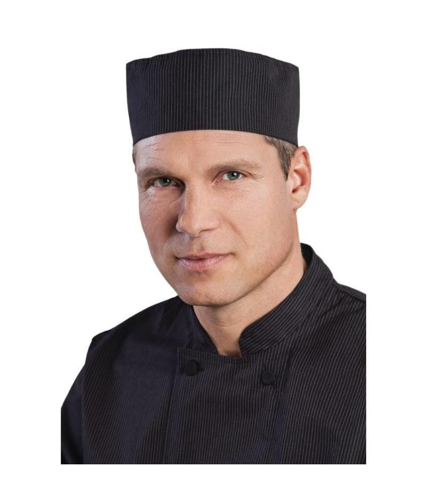 Chef Works Chef Works Cool Vent krijtstreep beanie