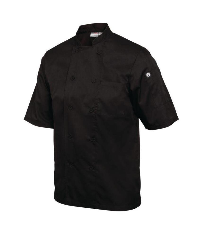 Chef Works Montreal Cool Vent koksbuis zwart
